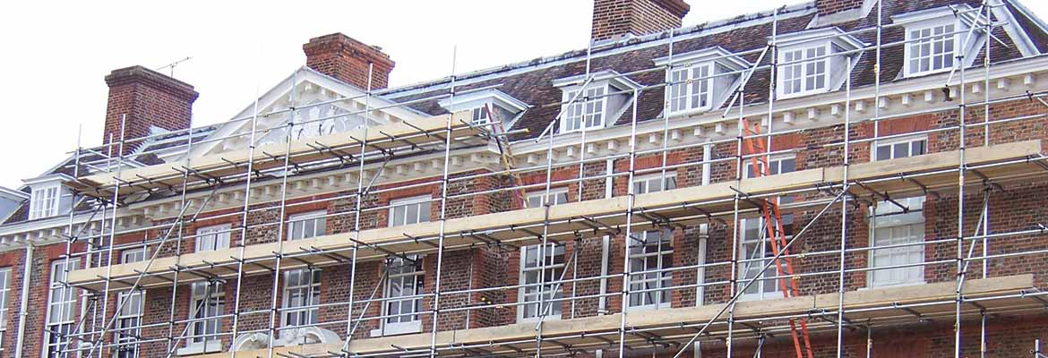 Fortis Scaffolding Project